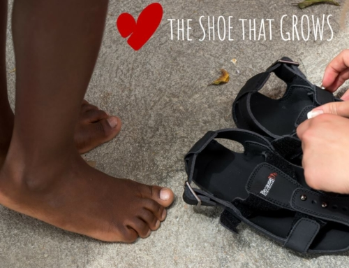 The Shoes That Grow